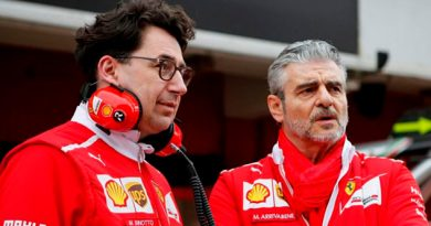 Ferrari despidió a Maurizio Arrivabene como director de la escudería