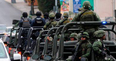 Guardia Nacional tendrá dos mandos: civil y militar