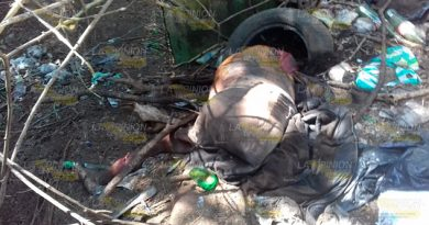 Hallan cadáver putrefacto en La Laguna