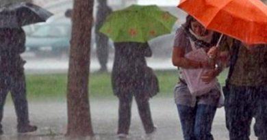 Heladas y lluvias amenazan a gran parte del país