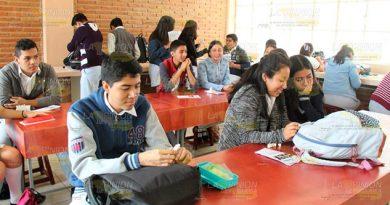 Implementan estrategias para evitar deserción escolar en nivel medio superior