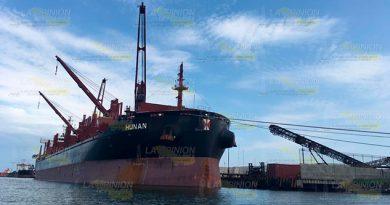 Incautan droga de un barco en Tuxpan