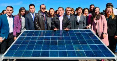 Inicia la construcción del huerto solar más grande de Durango