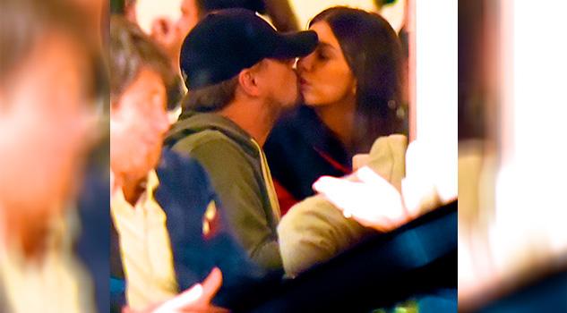 Leo DiCaprio se deja ver enamoradísimo de su joven novia