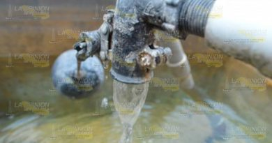 Llega agua potable a comunidades de Tuxpan