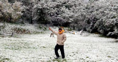 Llega le sexta tormenta invernal a México; nevará en estos estados