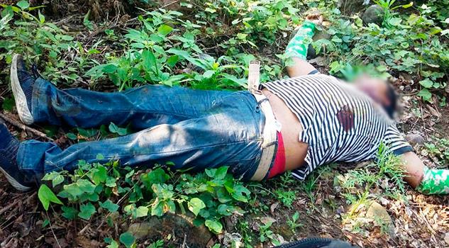 Lo ejecutan de un balazo camino a su casa en San Rafael, Veracruz