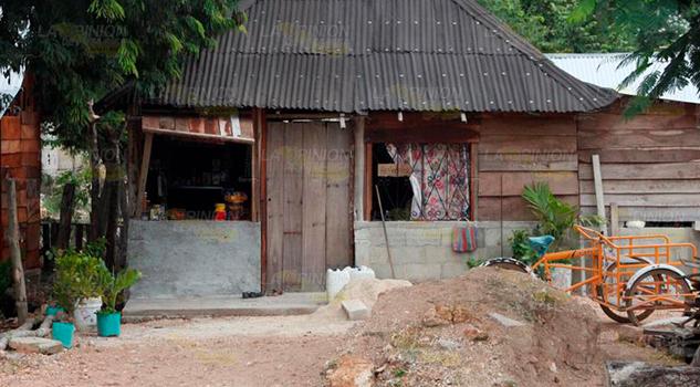 Lucran con apoyos para la vivienda en Papantla