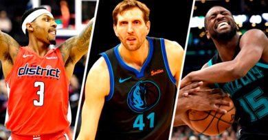Mavericks, Timberwolves y Wizards triunfan en una gran noche de NBA