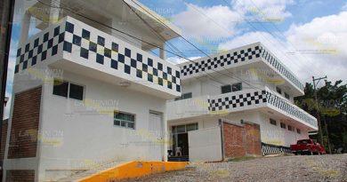 Mejoran logística de la Policía Municipal de Poza Rica