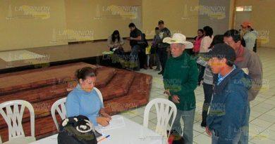 Para marzo las escrituras a beneficiarios de La Bomba