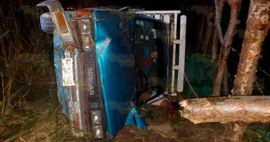 Perdió el control y la vida en la carretera María de la Torre – San Andrés
