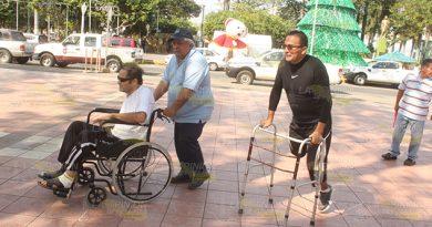 Ex policías Municipales en el desamparo en Poza Rica