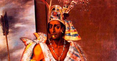 ¿Por Qué Moctezuma II bailó vestido de mujer?
