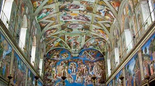 Réplica de la Capilla Sixtina del Vaticano llegará a Pachuca