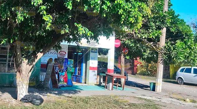 Roban a empleados de Diconsa de la comunidad La Guadalupe