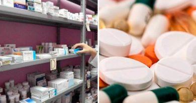 Roban medicamento contra VIH en Tamaulipas