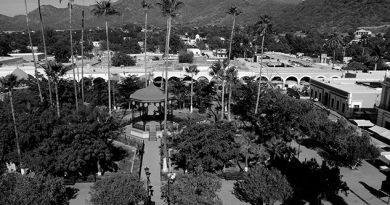 "Sale a la luz ""Álamos, Zona de Monumentos Históricos"""