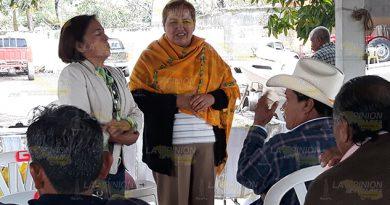 Se reunirá Sedarpa con pequeños productores de Centro de Abasto