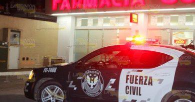Siguen los atracos a negocios de 24 horas en Poza Rica