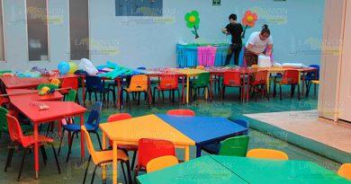 Suben costos de estancias infantiles