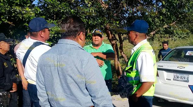 Taxistas pretender hacer base en Chichilintla con ruta a Chumatlán