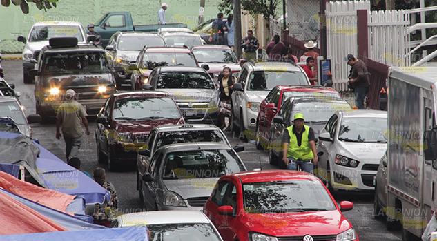 Todos a pagar su derecho vehicular en Poza Rica