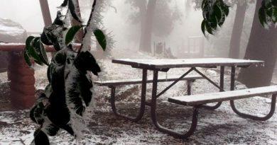 Vaguada polar traerá ambiente muy frío y lluvias en estos estados