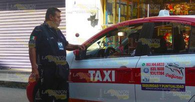 Vigilan al transporte público de Tuxpan