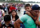 El túnel por el que 376 migrantes centroamericanos ingresaron a EU