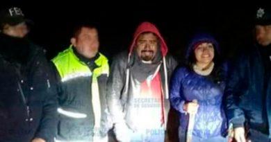 Localizan a pareja extraviada en Nevado de Toluca