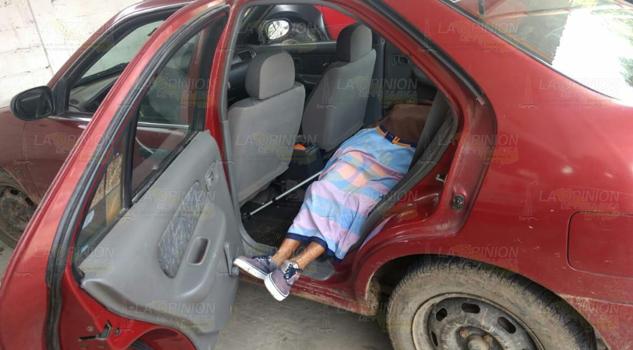 ¡No alcanzó a llegar al hospital!, nada pudieron hacer para salvarla