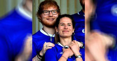 ¡Ed Sheeran se casó en una ceremonia ultrasecreta!