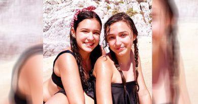 Andrea Legarreta confía en que su hija Nina pueda ganar un Oscar