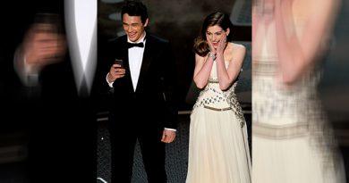 Anne Hathaway se burla del pésimo trabajo que hizo como presentadora del Oscar