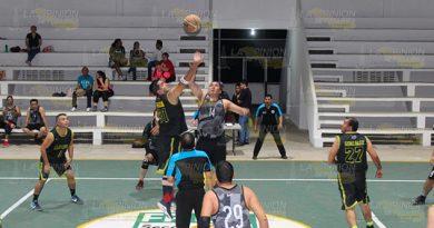 Arranca baloncesto del FRUS - SECCIÓN 30