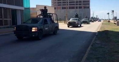 Arriban fuerzas federales a Coatzacoalcos para reforzar seguridad