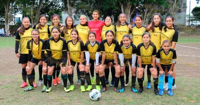 Atléticas FC, invictas, logran un triunfo ayer en el Delio