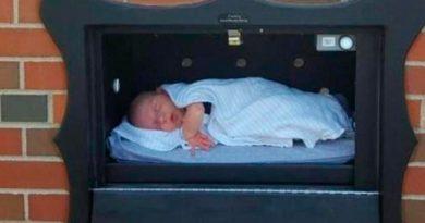 'Baby Boxes', buzones para bebés abandonados