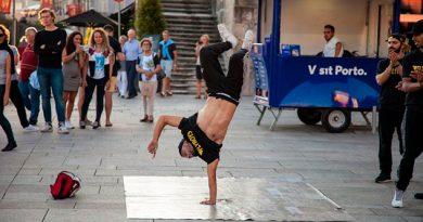 Breakdance podría ser deporte olímpico en París 2024