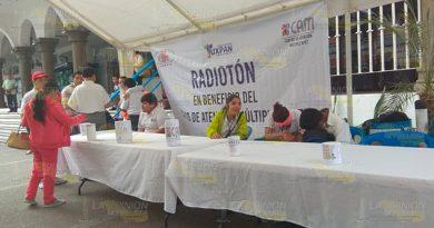Buscan recursos para atención especial en Tuxpan