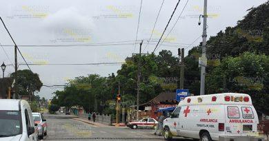 Cámaras deseguridadsin funcionar en Tihuatlán