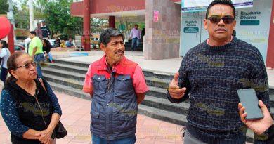 Calle Río Amazonas de Poza Rica, en riesgo de socavar