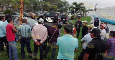 Campesinos de El Sacrificio, exigen sancionar a la Gendarmería