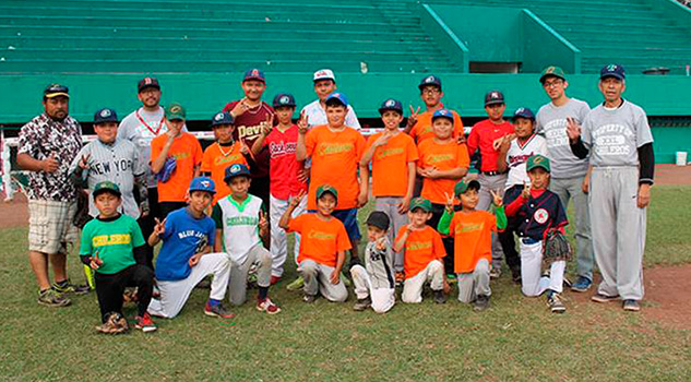 Chileritos de Xalapa, Listo para los play off