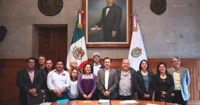 Comprometidos a terminar en breve, Censo de Bienestar en Veracruz
