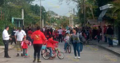 Corto circuito en primaria de Naranjos obliga a evacuar alumnos