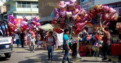 Crisis le pega a San Valentín en Poza Rica