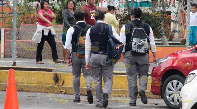 Cuotas escolares suben 5 por ciento en Poza Rica