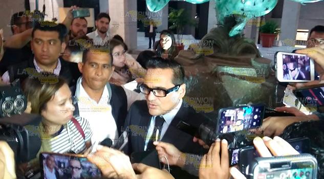 Decretan receso en juicio contra fiscal Jorge Winckler; se reanuda este viernes